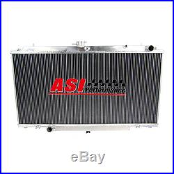 ASI PROCOOL 3 ROW radiateur Alu Nissan patrol Y61 GU TD 2.8 / 3.0 4.2L DIESEL