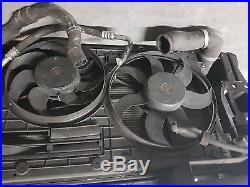 AUDI A3 8P Bloc radiateur + traverse