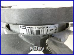 AUDI A4 8E B7 04-08 TDi 3,0 150KW Ventilateur F. Refroidisseur Ré 280mm