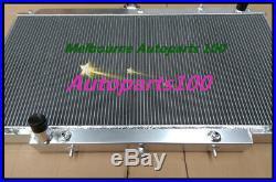Alliage Radiateur For NISSAN PATROL GU Y61 2.8L 3.0L RD28 ZD30 CR 99-13 AT MT