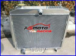 Alu Radiateur Pour Ford Pickup F-Series F350 F250 F100 Ford Engine 1953-1956 55