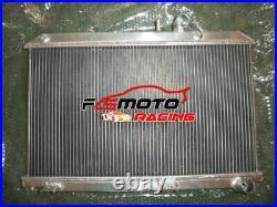 Alu Radiateur Pour Mazda RX-8 RX8 SE17 SE3P GT/GS R2/R3 1.3 RENESIS NA MT 02-12