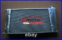 Alu Radiateur Pour VW GOLF MK1 CADDY SCIROCCO Jetta GTI SPEC 1.6 1.8 8V AC 75-81