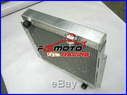 Aluminio Radiateur pour Toyota LandCruiser FJ40 FJ43 FJ45 3.9/4.2 F/2F Petrol MT