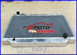 Aluminio Radiateur pour Toyota LandCruiser HDJ80 HZJ80 1HZ/1HD 4.2L Diesel 90-98