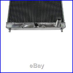 Aluminium 56mm 3Row Radiateur pour Toyota Hilux Surf KZN130 1KZ-TE 3L TD