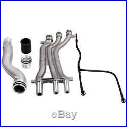 Aluminium Liquide De Refroidissement Pipe Kit pour PORSCHE Cayenne 4.5 V8 03-06
