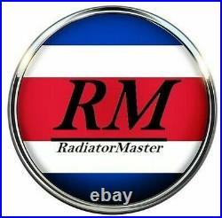 Aluminium Radiateur Adapté Pour 1986-1988 Suzuki Samurai 1987 1.3L I4 2Row + Fan