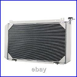 Aluminium Radiateur Pour Nissan Patrol Y60 GR 2.8L 4.2L Diesel TD42 3.0L 1988-97