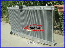 Aluminium Radiateur Pour Subaru Impreza WRX STI GG GD 1.6L/2.0L/2.5L 2002-2007