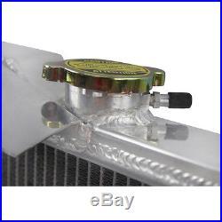Aluminium Radiateur Pour Triumph Spitfire MARK III IV 1500 1964-1978 65 Radiator