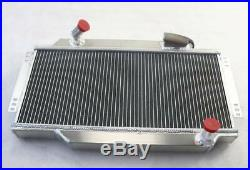 Aluminium Radiateur Pour Triumph Spitfire Mark MK3 MK4 1500 1964-1980 1968 1980