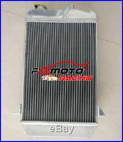Aluminium Radiateur Pour Triumph TR TR4 TR-4 1961-1965 1962 1963 1964 MT 2.0L