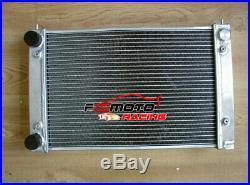 Aluminium Radiateur Pour VW GOLF JETTA GTI Scirocco Corrado MK2 1.8 16V 1986-92