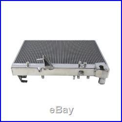 Aluminium Radiateur Refroidissement pour Jeep Wrangler MK3 3.6L 3.8L 2007-2018