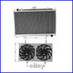 Aluminium Radiateur Shroud Fan pour Nissan Silvia S14 S15 SR20DET 94-2002 MT
