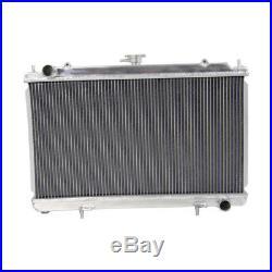 Aluminium Radiateur+Ventilateurs pour 94-02 Nissan Silvia S14 S15 SR20DET Manual