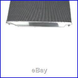Aluminium Radiateur pour 1993-1998 Toyota Supra JZA80 2JZ-GTE Turbo 1994 1995