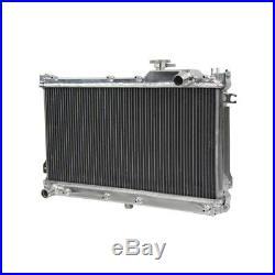 Aluminium Radiateur pour Mazda Miata MX5 1990 1991 1992 1993 1994 1995 1996 1997