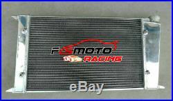 Aluminium Radiateur pour VW GOLF MK1 CADDY SCIROCCO Jetta GTI SPEC 1.6 1.8 8V
