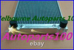 Aluminium Radiator Radiateur for VW GOLF MK1 MK2 GTI/SCIROCCO 1.6 1.8 8V