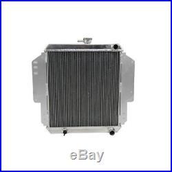Aluminium Refroidissement Radiateur Pour 1981-1996 Suzuki Sj410 Sj413 Sierra Mt