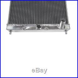 Aluminium Refroidissement Radiateur Pour 1992-2000 Honda Civic EG EK Manual