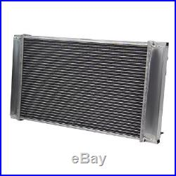 Aluminium Refroidissement Radiateur Pour Porsche 944 2.5l Turbo S2 3.0l At/mt