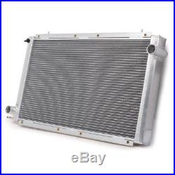 Aluminium Refroidissement Radiateur Pour Subaru Impreza Wrx Gc8 Sti 2l 92-00 Mt