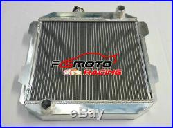 Aluminum Radiateur Pour Ford Capri II MK2 2600/2800 V6 Manual 1974-1977 74 75 76