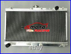 Aluminum Radiateur Pour Mazda Miata NB MX5 MX-5 Roadster 1.6L 1.8L 1998-2005 MT
