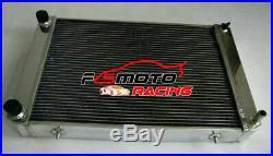 Aluminum Radiateur Pour Triumph TR7 TR 7 2.0L 1976 1977 1978 1978 1980 1981 MT