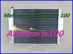 Aluminum Radiateur for BMW E36 M3 / Z3 /325TD /320 323 328 1992-1999 Manual