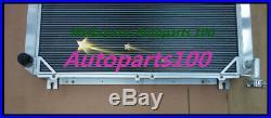 Aluminum Radiateur for Patrol GQ 2.8 4.2 DIESEL TD42 3.0 PETROL Y60 RB30S MT