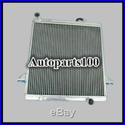 Aluminum Radiateur radiator for Triumph TR6 1969-1974/TR250 1967 1968