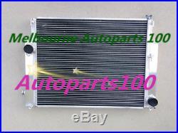 Aluminum WRadiateur for BMW E36 M3 / Z3 /325TD /320 323 328 1992-1999 Manual