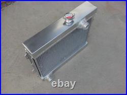 Aluminum radiator for TOYOTA COROLLA KE30 KE35 KE38 KE55 KE70 1974-1985 Manual