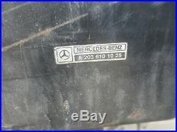 Attelage de Remorque A2036101025 Mercedes-Benz Classe C W203