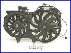 Audi A4 B6 B7 Double Électrique Ventilateur de Refroidissement Panneau Et