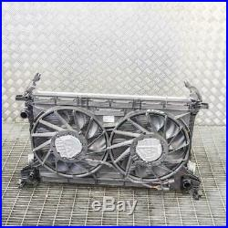 Audi Q5 Fy Refroidissement Moteur Radiateurs With Fans Set 80A959455A 3.0 Tdi
