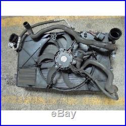 Bloc Complet Radiateur + Ventilateur Audi A3 Tdi De 2005