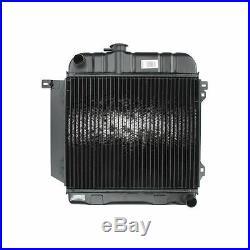 BMW 3 E21 315 M10 B16 55kW RADIATEUR, REFROIDISSEUR D'EAU DENSO DRM05010