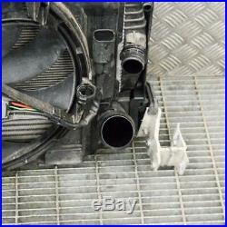 BMW 3 F30 Refroidissement Moteur Radiateur Set W / Fan 8641947 3.0d 230kw 2015