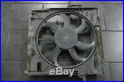 BMW X5 E70 4.8i 3.0si Linceul Ventilateur Moteur Encadrement 600W de Radiateur