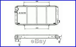 BOLK Radiateur moteur Pour PEUGEOT 205 17085011