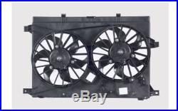 BOLK Ventilateur moteur BOL-C021533 pour Alfa Romeo 159 Brera 159 Sportwagon