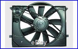 BOLK Ventilateur (refroidissement moteur) MERCEDES-BENZ CLASSE S BOL-C021010