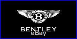Bentley Continental Gt GTC & Flying Éperon Refroidissement Radiateur 11 To 18