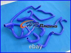 Blue silicone coolant hose for Renault Clio MK1 16S / Williams 1.8L 2.0L 16V F7