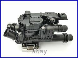 Boitier Thermostat D'eau moteur Citroen C3 C4 DS 308 508 1.6 HDI 8v 9803549480